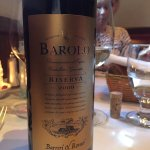 An excellent Barolo