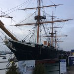 Photo de HMS Warrior 1860