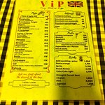 Foto van VIP Pizza
