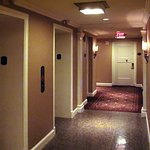 St Regis Washington DC - Room 812 8th Floor Hallway