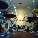 A peek into the Donelan Family Wines tasting room