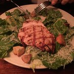 The $19.00 salad.