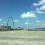 The Gateway Arch Foto