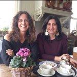 Beatrice et Barbara! La familia de Quinta Miraflores Boutique Hotel