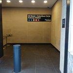 Estacion de Subte cercana -59 Street Columbus Circle