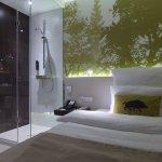 Room & Shower, Steigenberger Airport Hotel Frankfurt