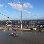 Photo de Emirates Air Line Cable Car - Royal Docks
