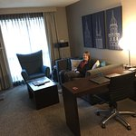Foto van Hilton Chicago/Magnificent Mile Suites