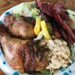 Roast Chicken and Pork