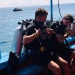 Photo de Carabao Dive Resort