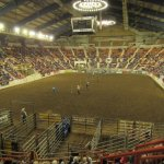The Large Arena at the Farm Show Complex