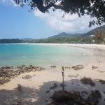 Shady, with a nice view of Kata Beach.