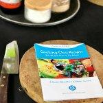 Cooks in Tuk Tuks Cooking class menu booklet for guests