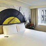 Foto de Mercure Liverpool Atlantic Tower Hotel