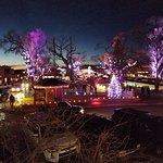 Taos Plaza Foto