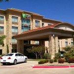 Foto van Holiday Inn Express & Suites Allen North - Event Center