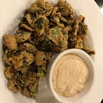 Fried (breaded) Brussel Sprouts
