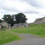 The museum and residence at Housesteads