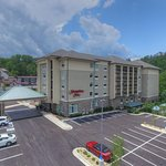 Hampton Inn Gatlinburg Historic Nature Trail