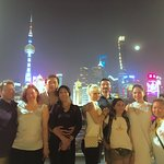 Last night in China with a great group of people that I now call friends