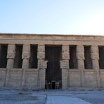 Photo of Temple of Hathor at Dendera