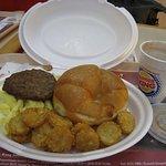 漢堡皇早餐