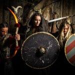 Viking girls
