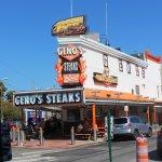 Geno's Steaks resmi