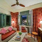 Chulia Suite - Living room