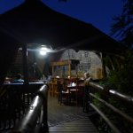 Scenes from Jabula lodge restaurant