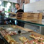 Pizza, Kávé, Világbéke fényképe
