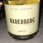 Haderburg Brut - Trento Doc Strepitoso
