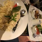 Indio Feliz Restaurant Bistro Foto