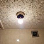 no lamp shade