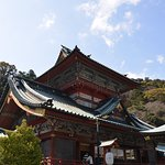 荘厳な社殿