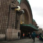 Valokuva: Helsingin Rautatieasema