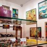 Paintings, jewellery