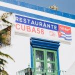 """Local Cuba58 """"Al Sur"""" - Restaurante"""