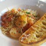 Shrimp scampy Pasta