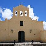 Frente de la iglesia San Jose
