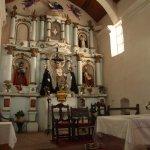 Santuario de la iglesia