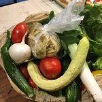 Le verdure del contadino