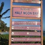 Half Moon Bay Foto