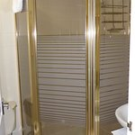 Shower unit.