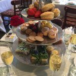 Three tiers of High Tea
