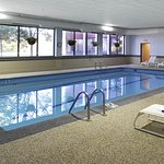 Our Indoor Heated Pool