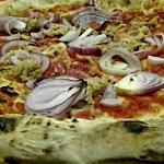 Pizza tropea della Pizzeria Vera Napoli