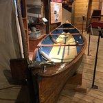 Bild från Canadian Canoe Museum