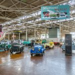 Microcar Mania Exhibit- Open until May 21, 2018