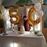 50th Anniversary Party.
